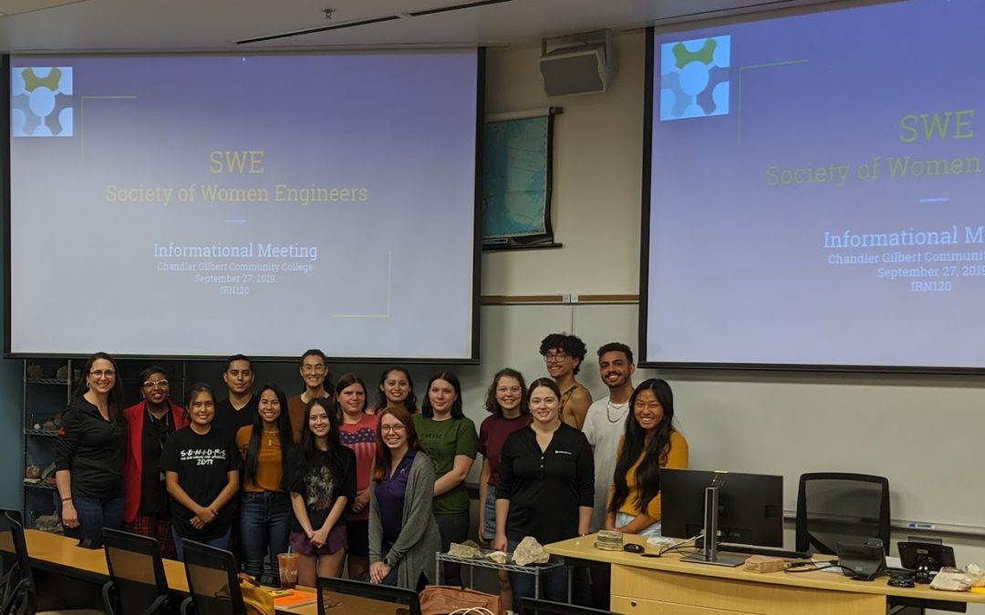 CGCC starts up a SWE Affiliate section with help of ASU SWE